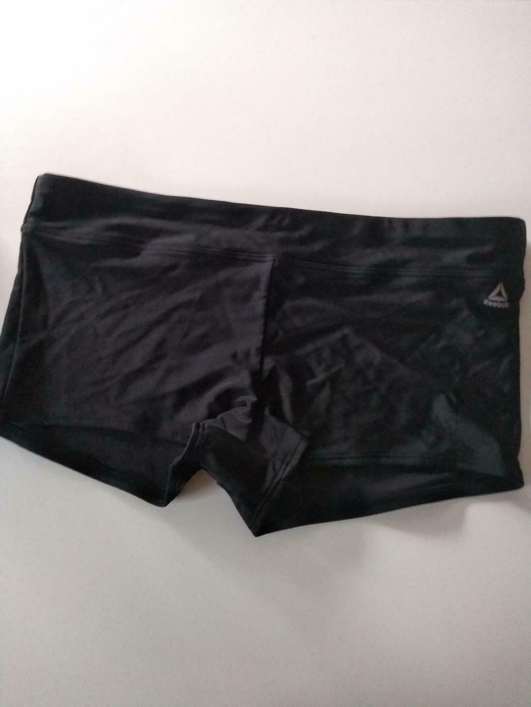 Reebok Lifestyle Black Swim Bottoms Size Large