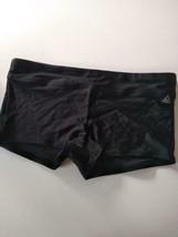 Reebok Lifestyle Black Swim Bottoms Size Large image 1