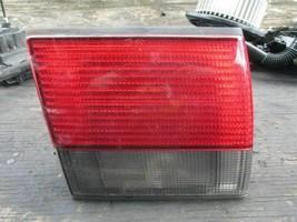 Driver Tail Light Hatchback 5 Door Lid Mounted Fits 99-03 SAAB 9-3 454275 - $42.57