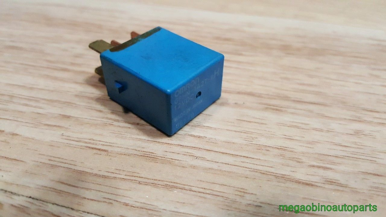 Primary image for suzuki relay Denso Blue  4 pin g8hn-1a2t-rt  a203