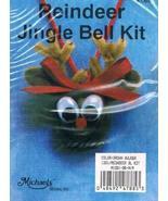 Reindeer Jingle Bell Kit - $3.96