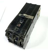 Square D 90 Amp 3 pole LF-827 240 VAC Circuit Breaker Type Q1 - $81.53