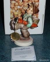 """Globe Trotter"" Goebel Hummel Figurine #79 TMK7 - FINAL ISSUE With Origi... - $92.14"