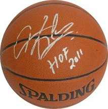 Dennis Rodman signed Indoor/Outdoor Basketball HOF 2011 - $109.95
