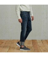 Levi's Made & Crafted Men Jeans 050810260 Blue Tack Slim Japanese Selvedge - $248.00