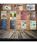 PUB Hotel Home Decoration Vintage Painting Wall Poster Art 20*30 CM Mix ... - $8.99