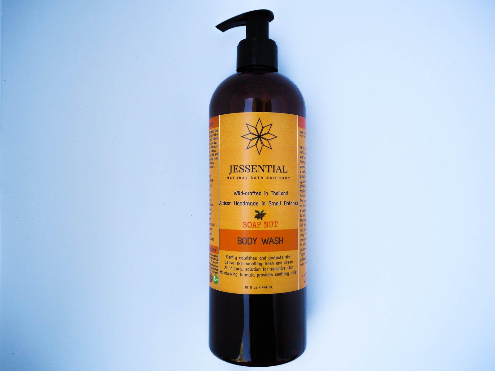 16oz 3 set Shampoo Body Wash Conditioner Vegan For All Hair Types
