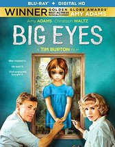 Big Eyes [Blu-ray] (2015)