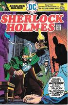 Sherlock Holmes Comic Book #1, DC Comics 1975 FINE/FINE+ - $10.23