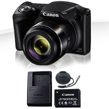 Canon Powershot SX420 IS 20 MP 42x Zoom Digital Camera BLACK BRAND NEW  - $199.99