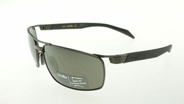 ZERORH+ XAUS Gunmetal Brown / Grey Flash Mirror Sunglasses Rh781S-03 Car... - $107.31