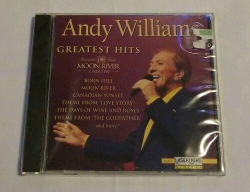 Primary image for Andy Williams Greatest Hits (Recorded Live from Moon River Theater) Sealed