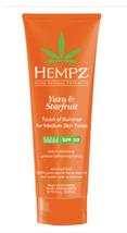 Hempz Yuzu & Starfruit Self-Tanning Creme with SPF 30