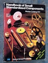 Handbook of Small Standardized Components Master Catalog 757 Vol. 1 - $9.99