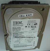 "36GB 10K RPM SCSI 80 PIN 3.5"" Drive IBM 18P3548 ST336605LC Free USA Ship"