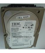 "36GB 10K RPM SCSI 80 PIN 3.5"" Drive IBM 18P3548 ST336605LC Free USA Ship - $16.61"