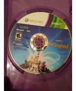 Xbox 360 Kinect Disneyland Adventures - $6.00