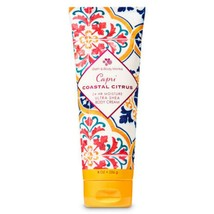 Bath & Body Works Capri Coastal Citrus Body Cream Lotion New - $13.86