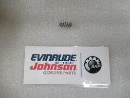 R12 Genuine OMC Evinrude Johnson 332576 Spring OEM New Factory Boat Parts - $7.69