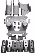 "Polaris RZR Bungs XP1000 / XP1K 4 Seat Cage Connectors / Adapter kit 1 3/4"" 17+ - $199.99"