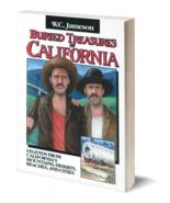 Buried Treasures of California ~ Lost & Buried Treasure - $14.95