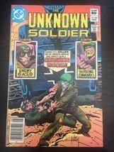 Unknown Soldier (1977 1st Series) #266 VF Very Fine DC Comics Newsstand - $23.76