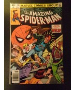 Amazing Spider-Man #206 Marvel Comic Book VF (7.5) Condition 1980 Awesom... - $7.99