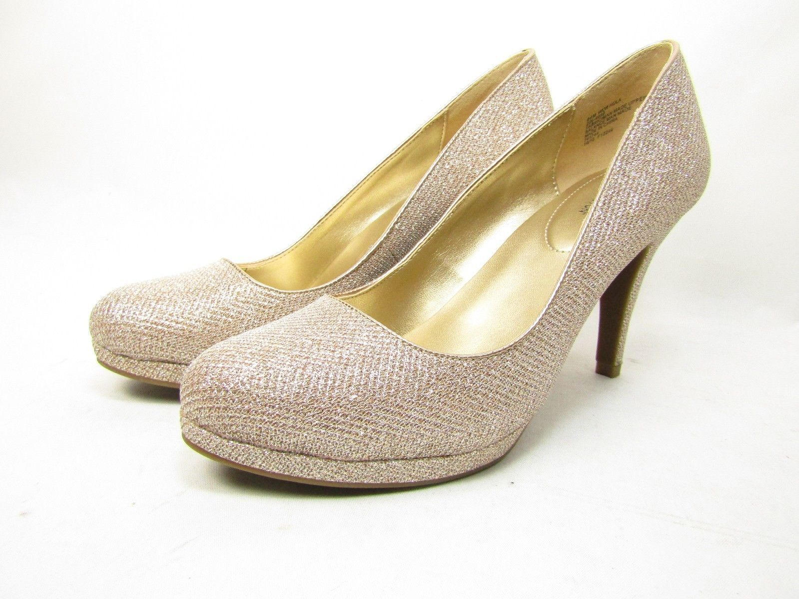 Worthington Hula Metallic Pumps Gold Size and 30 similar items