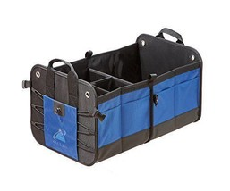 Premium Auto Trunk Organizer Car Storage Solution by AMT Pro SUV Cargo T... - £38.14 GBP