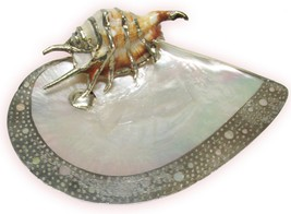 Mother of Pearl Candy Dish - £42.94 GBP