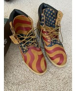 New In Box Timberland For Supreme Men's Boots Size 11.5 - $594.00