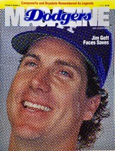 1993 - MLB - Dodgers Magazine - Jim Gott Cover - Rare - Out of Print - $14.99