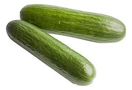Sow No GMO Cucumber Straight 8 Straight Eight Non GMO Heirloom Garden Vegetable  - $6.70