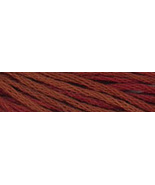 Cayenne (CCT-193) strand hand-dyed cotton floss Classic Colorworks - $2.15