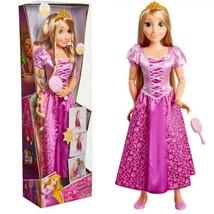 "NEW SEALED HUGE Disney Princess 32"" Playdate Rapunzel Doll Target Exclusive - $139.89"
