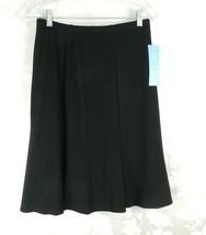NWT B-Slim Skirt Size S Black Flare Slimming Panel - $14.84