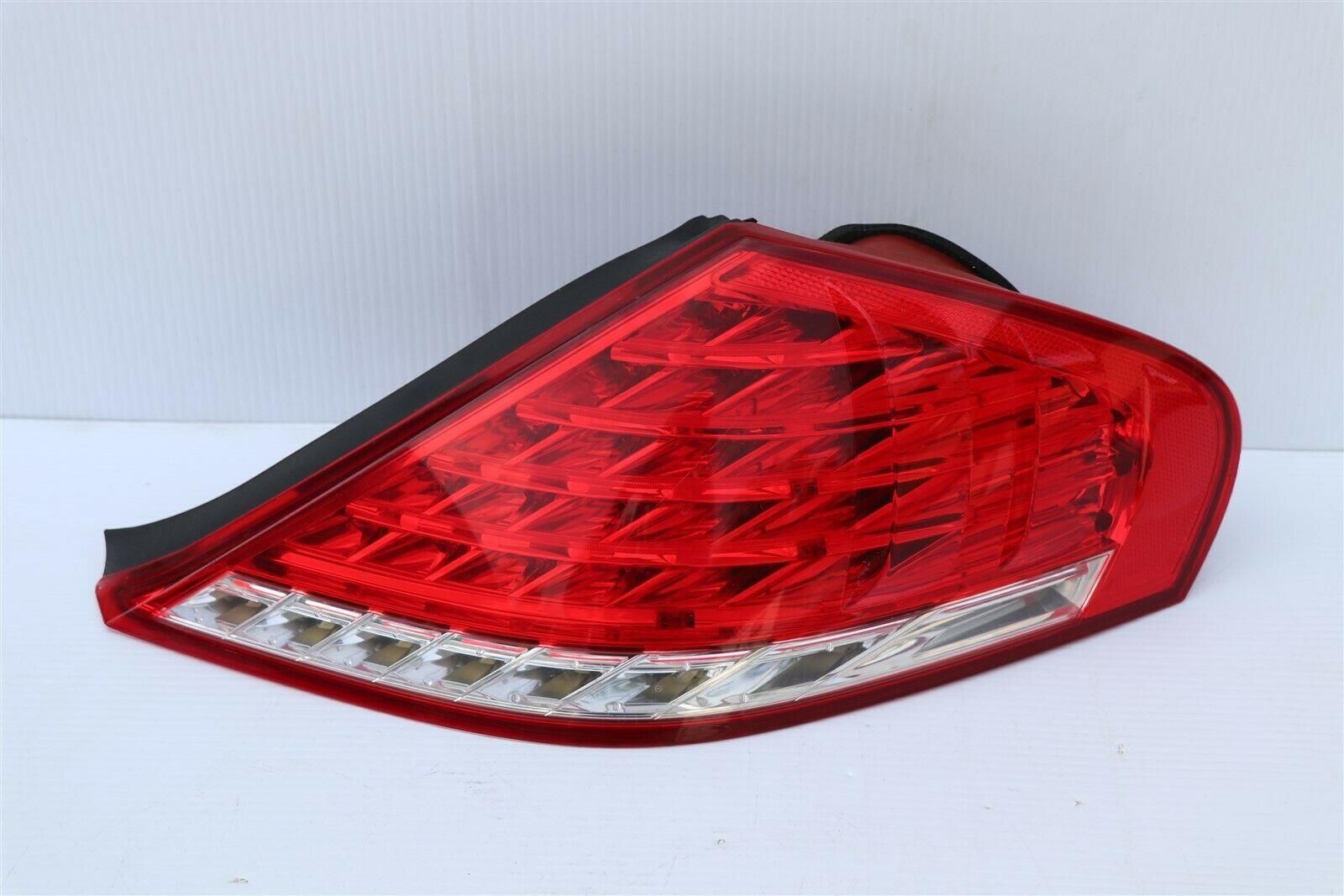 08-10 BMW E64 M6 650i LCI Outer LED Taillight Combo Lamp Passenger Right RH