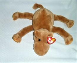 "TY Beanie Buddies  Camel HUMPHREY Brown 1998 11"" NWT - $14.84"