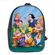 School bag snow white and the seven dwarfs bookbag  3 sizes - $38.00+