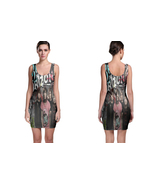 Bring Me The Horizon Art Bodycon Dress - $20.90+