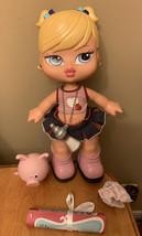 "Bratz Big Babyz Princess Cloe With All Accessories 30"" USED Doll - $57.97"