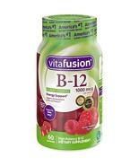 vitafusion Vitamin B12 1000 mcg Gummy Vitamins, 60ct - $5.21