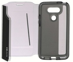 tech21 EVO Wallet case for LG G5 Flip Cover Folio Card Slot - $6.93