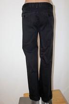 GAP Women's Size 14 Regular Gray Striped Wide Cuffed Leg Stretch Dress P... - $25.15