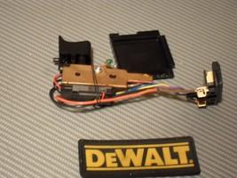 DeWalt 20V MAX DCD780 ,DCD785  Cordless Trigger Switch DC,VSR  N384361 - $31.43