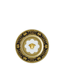 Versace by Rosenthal Baroque Nero Plate 18 cm  Set of 6 - $411.05