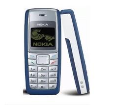 Cheap Unlocked Original Nokia 1110 Mobile Cell Phones 2G Network Cheap P... - $34.99