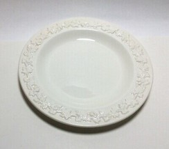 """Wedgwood Queensware Embossed Grape Cream on Cream Bread & Butter Plate s 6 1/8"""" - $9.88"""