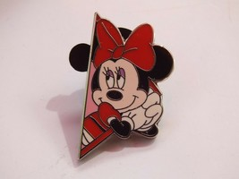 Disney Pin - WDW Promotion - Mickey and Friends Puzzle Pin - Minnie Mouse - $9.90