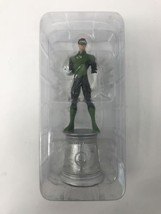 Eaglemoss DC Chess Figure Piece Opened in Box Bishop Green Lantern - $23.76